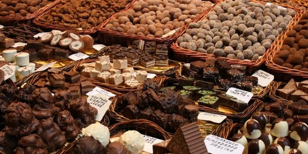 Praline Chocolate Decadence