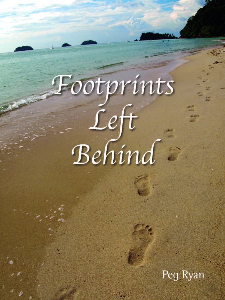 Footprint Left Behind COVER