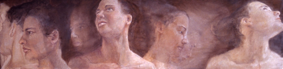 Introspection, Oil, by Dianne Corbeau