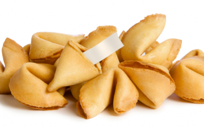 A Box of Fortune Cookies
